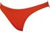 arena Solid bikini Dames rood